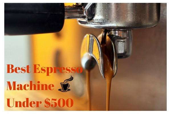best espresso machine under 500 dollars breville vs delonghi. Black Bedroom Furniture Sets. Home Design Ideas